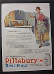 1928  Pillsbury's  Best  Flour