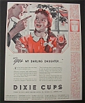 1941  Dixie  Cups
