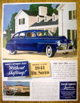 Click to view larger image of Vintage Ad: 1941 De Soto (Image1)