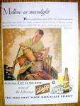 Vintage Ad: 1944 Schlitz Beer