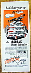 Vintage Ad: 1945 Marfak Lubrication