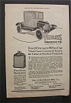 1923  Peerless  Products  for  Ford  Cars