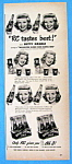 Click to view larger image of 1949 Royal Crown Cola w/ Betty Grable (Image1)