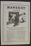 Click here to enlarge image and see more about item 3173: 1925  Sargent  Planes