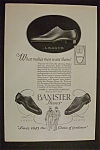 1926 Banister Shoes with What Makes Men Want Them?