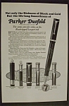 1926 Parker Duofold Pens