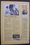 1926 Colgate Ribbon Dental Cream w/Women Talking