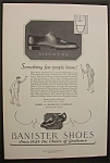 1926 Banister Shoes with 2 Different Styles of Shoes