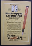 Click here to enlarge image and see more about item 3245: 1926  Parker  Duofold  Pen