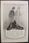 1926 Banister Shoes with Two Men Talking About Shoes