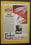 1929 Parker Pressureless Touch Pen