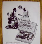 Click to view larger image of 1929 Whitman's Candy Sampler with Man & Woman (Image3)