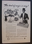 Vintage Ad: 1948 U. S. Savings Bonds