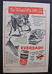 1949  Eveready  Batteries