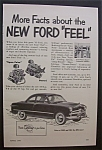 1949 Ford with Facts About the New Ford