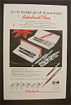 1955  Esterbrook  Fountain  Pens