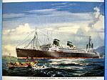 Vintage Ad: 1955 Grace Line Cruises