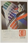 Vintage Ad: 1957  C - I  Coated  Papers