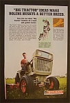 Click here to enlarge image and see more about item 3565: 1970  Bolens  Big  Tractor