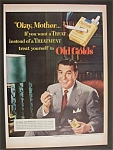 1951 Old Gold Cigarettes with Dennis James