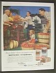 Vintage Ad: 1958 Watkins Vitamins