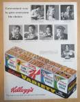 Click to view larger image of 1964 Kellogg's Variety Pack with Everyone's Choice  (Image4)