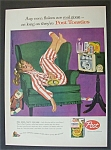 Vintage Ad: 1958 Post Toasties By Dick Sargent