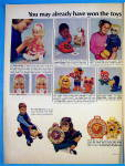 Click to view larger image of 1967 Mattel Toys with Mrs. Beasley, Baby Hungry & More (Image4)