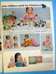 Click to view larger image of 1967 Mattel Toys with Mrs. Beasley, Baby Hungry & More (Image6)