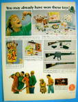 Click to view larger image of 1967 Mattel Toys with Mrs. Beasley, Baby Hungry & More (Image8)