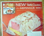 Click to view larger image of 1958 Betty Crocker Meringue Mix with Baked Alaska (Image2)