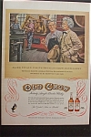 1953 Old Crow Whiskey with Mark Twain Visits Distillery