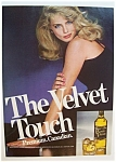 1982  Black  Velvet  Whiskey
