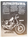 Click here to enlarge image and see more about item 4015: 1982  Yamaha  Virago  750