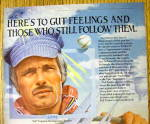 Click to view larger image of 1982 Cutty Sark Scotch Whiskey with Ted Turner (Image2)