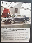 1986  Chrysler  New  Yorker  with  Ricardo  Montalban
