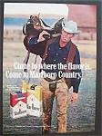 1971  Marlboro  Cigarettes