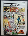 Click here to enlarge image and see more about item 4227: 1977  Spalding  Balls