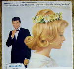 Click to view larger image of 1960 Halo Shampoo w/ James Darren (Reach For Tomorrow) (Image2)