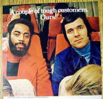 Click to view larger image of 1973 United Air Lines with Walt Frazier & Jerry Lucas (Image2)