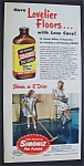 1947  Simoniz  For  Floors