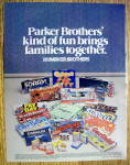 Click to view larger image of 1983 Parker Brothers Games with Sorry, Monopoly & More (Image3)