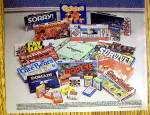 Click to view larger image of 1983 Parker Brothers Games with Sorry, Monopoly & More (Image4)