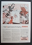 1947  Bendix  Automatic  Home  Laundry
