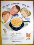 Vintage Ad: 1948 Campbell Vegetable Soup