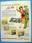 Vintage Ad: 1947 Greyhound