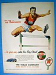 Vintage Ad: 1948 Texaco Sky Chief Gasoline