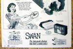 Click to view larger image of 1942 Swan Soap with How Many Ways A Family Uses Soap (Image3)