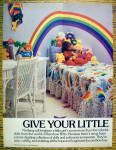 Click to view larger image of 1984 Rainbow Brite with Little Girl's Bedroom (Image2)