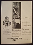 Click here to enlarge image and see more about item 4811: Vintage Ad: 1959 Douglas Space Research